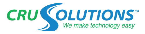 CRU Solutions | Cleveland Managed IT Services & IT Support -