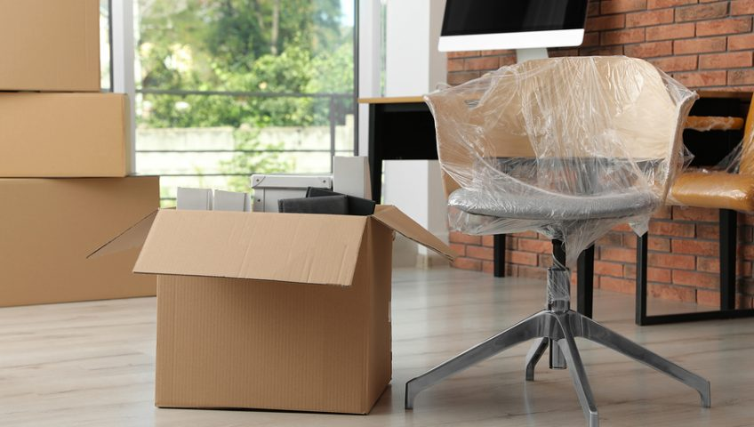 IT considerations for office move