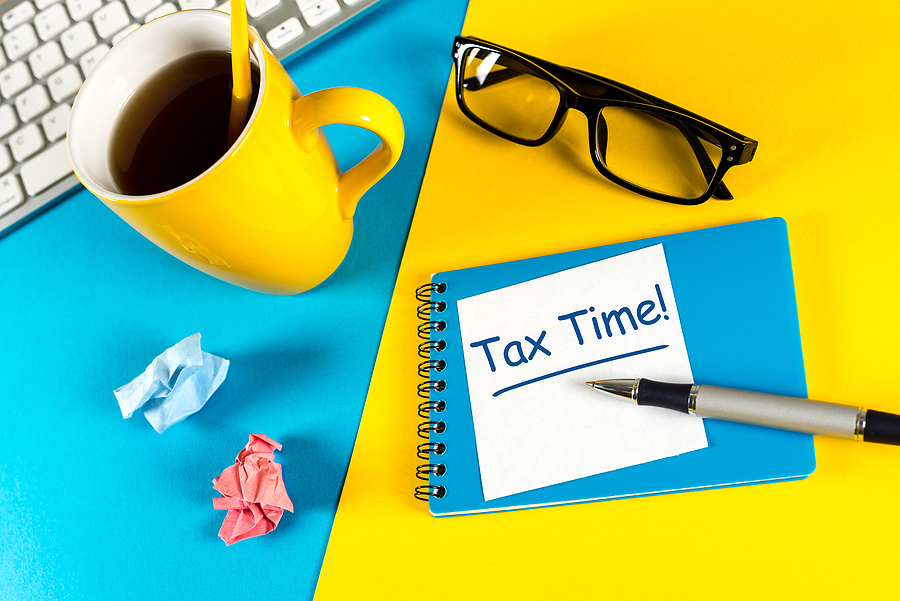 cybercrime at tax time
